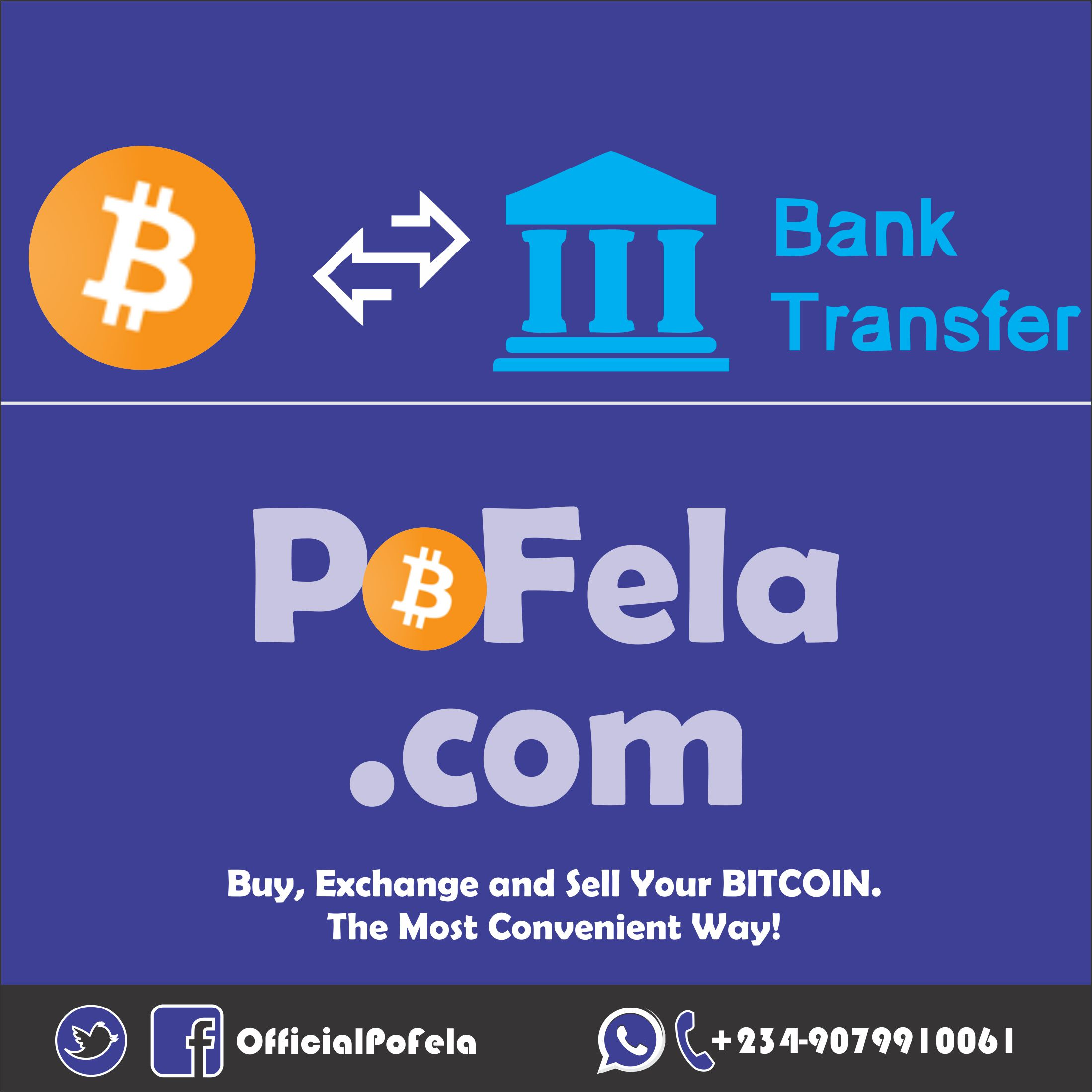 PoFela.com - Buy, Exchange and Sell Your E-Currency The Most Convenient Way