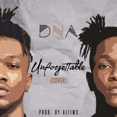 DNA-–-Unforgettable-Cover