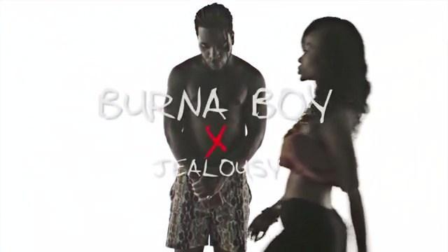 burna boy - jealousy