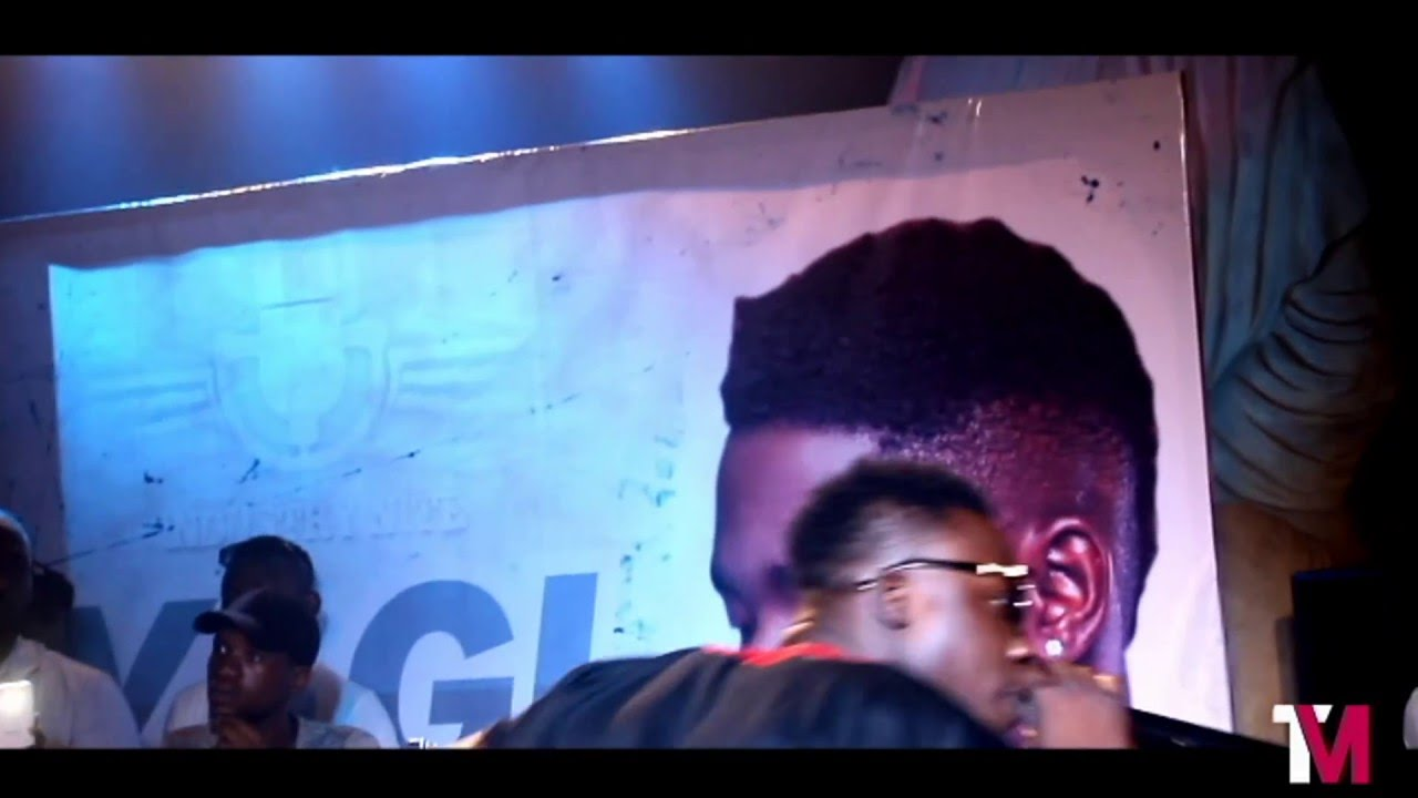 Watch Chocolate City act KOKER Perfom KOLE WERK at INDUSTRY NITE