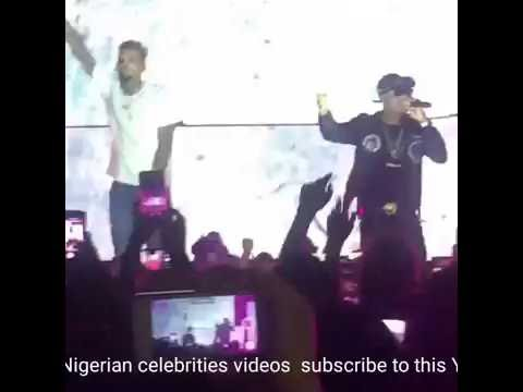 CHRIS BROWN Joins WIZKID On Stage For AFRICAN BAD GIRL Perfomance (Watch & Download)