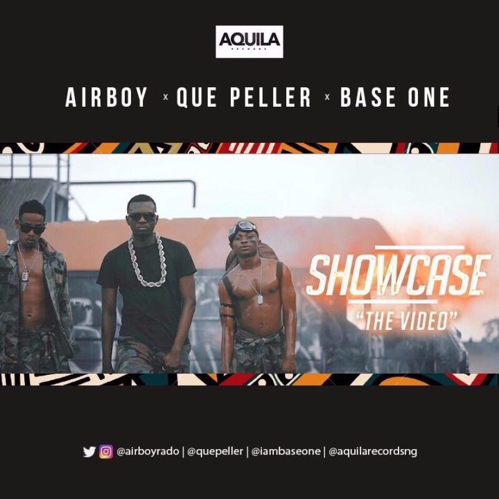 Airboy-x-Que-Peller-x-Base-One-Showcase-Video